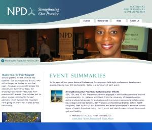 NPD Screen Shot
