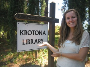 Kratona Library ~ for Sara